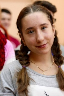 Екатерина Андреевна Кирюхина
