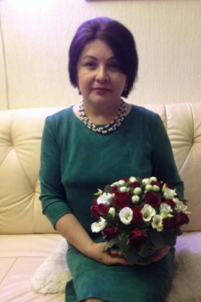 Людмила Васильевна Пушкарева
