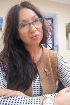 Диана Александровна Сердалиева